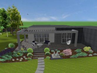 projektowanie ogrodów Będzin i Katowice